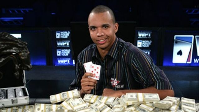 Phil Ivey richest online poker player
